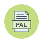 PAL License Icon